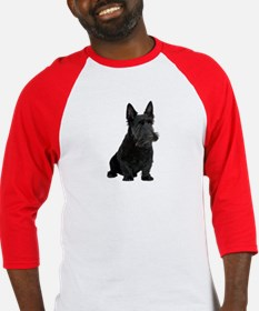 Scottish Terrier Picture - Baseball Jersey