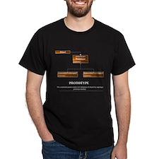 Prototype Pattern Dark T-shirt