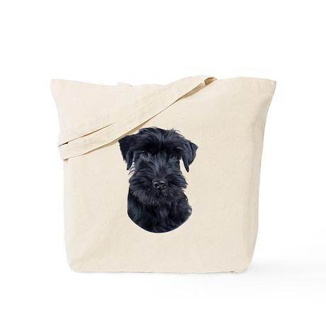 Schnauzer Picture - Tote Bag