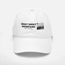 Smoky Mountains Americasbesthistory.com Baseball Baseball Cap
