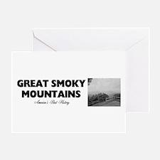 Smoky Mountains Americasbesthistory. Greeting Card