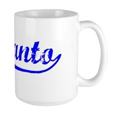 Vintage Adelanto (Blue) Mug