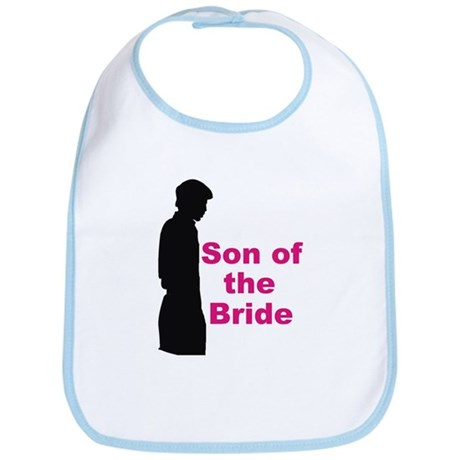 Silhouette Son of the Bride Bib