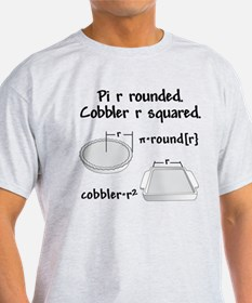 Pi R Rounded T-Shirt