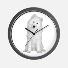 Samoyed Picture - Wall Clock