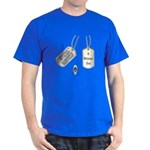 Masons Dog Tag Poem Dark T-Shirt