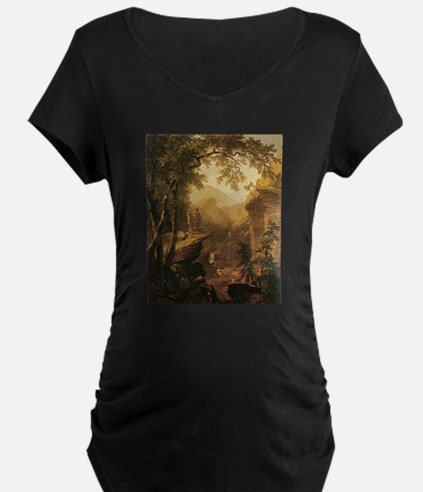 Kindred Spirits by Durand 1800s T-Shirt