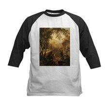 Kindred Spirits by Durand 1800s Tee