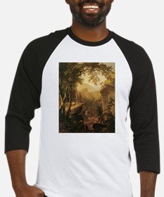 Kindred Spirits by Durand 1800s Baseball Jersey