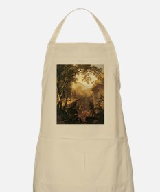 Kindred Spirits by Durand 1800s BBQ Apron