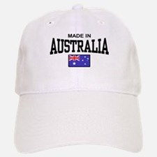 Made In Australia Baseball Baseball Cap
