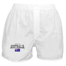Made In Australia Boxer Shorts