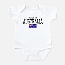 Made In Australia Infant Bodysuit