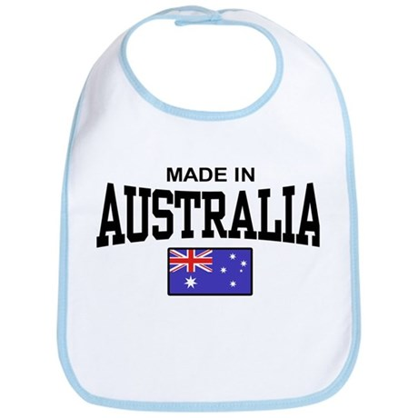 Made In Australia Bib