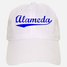 Vintage Alameda (Blue) Baseball Baseball Cap