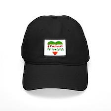 Italian Princess Baseball Hat