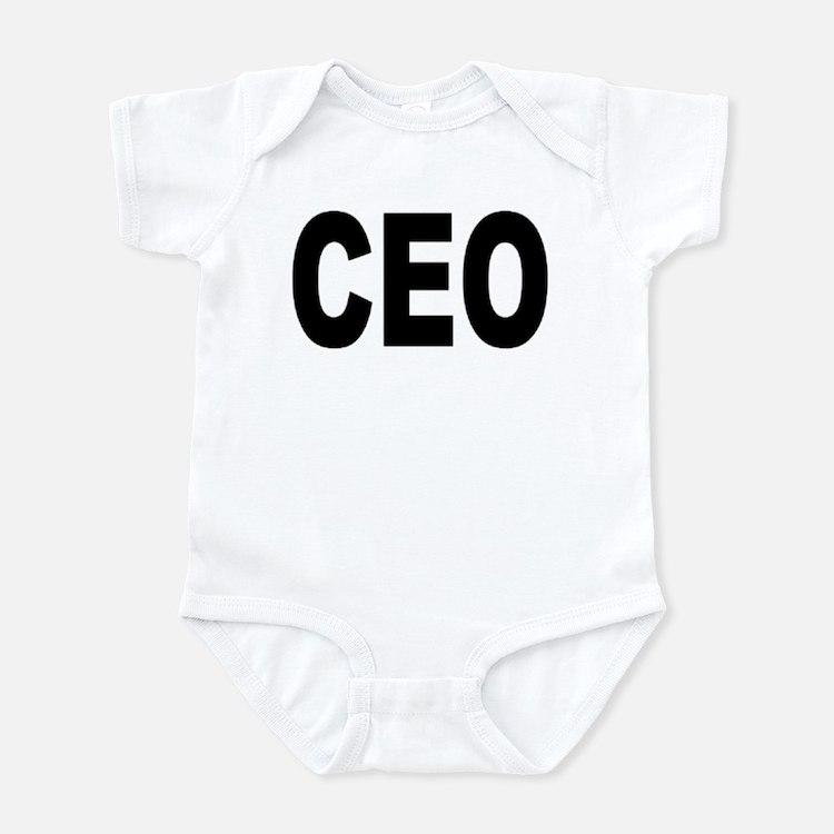 Cute Ceo Infant Bodysuit