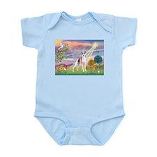 Cloud Angel / Ital Greyhound Infant Bodysuit