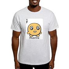 Cute Element Fluorine T-Shirt