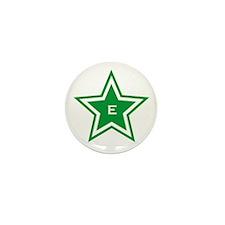 Esperanto Star Mini Button (10 pack)