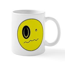 Crazy Face Mug