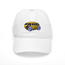 Bubble Bus 2 Baseball Cap