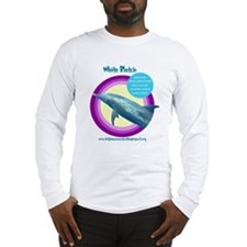 Dolphin White Blotch Long Sleeve T-Shirt