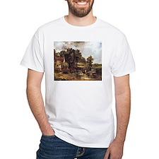 Famous landscape by Constable Shirt
