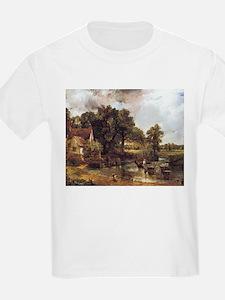 Famous landscape by Constable T-Shirt