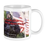 Government's Authority Mug