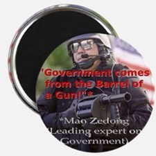 """Government's Authority 2.25"""" Magnet (10 pack)"""