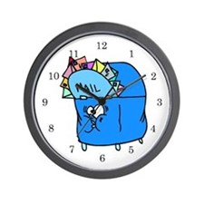 USPS Wall Clock