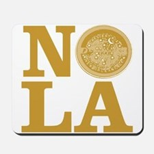 NOLa Water Meter Cover Mousepad