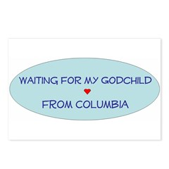 Waiting for My Godchild From Postcards (Package o