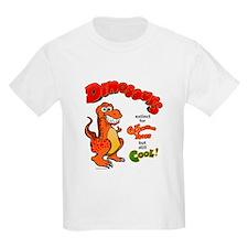 Cool Dinosaurs T-Shirt (Orange)