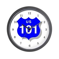 Trucker Wall Clock
