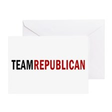 TeamRepublican Greeting Card