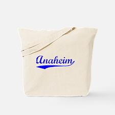 Vintage Anaheim (Blue) Tote Bag