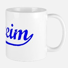 Vintage Anaheim (Blue) Mug