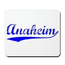 Vintage Anaheim (Blue) Mousepad