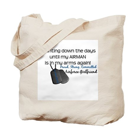 Proud, Strong, Committed Tote Bag