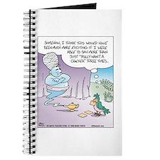 Parrot 3 Genie Wishes Journal