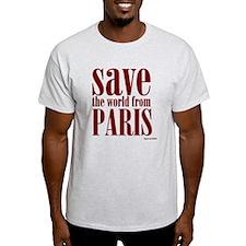 Save Paris T-Shirt