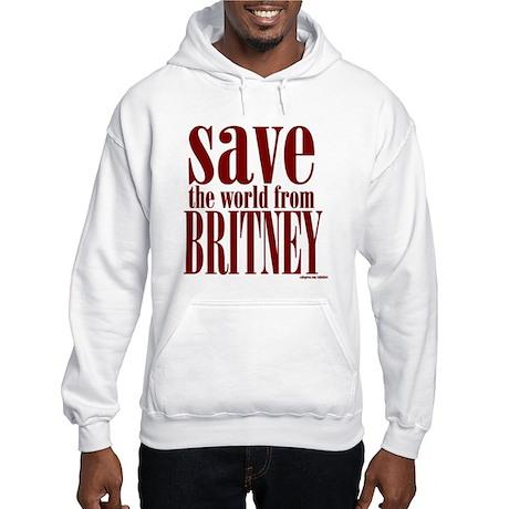 Save Britney 1 Hooded Sweatshirt