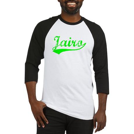 Vintage Jairo (Green) Baseball Jersey