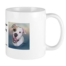 Rosie, Am. Bulldog Mug