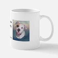 Rosie, Am. Bulldog Mug