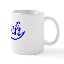 Vintage Antioch (Blue) Mug