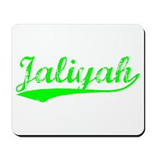 Vintage Jaliyah (Green) Mousepad