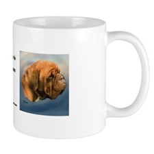 Megan, Dogue de Bordeaux Mug